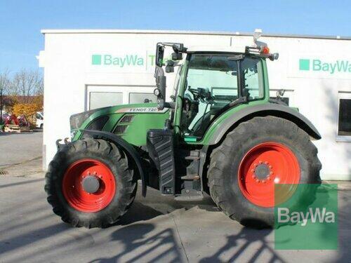 Traktor Fendt - 720 VARIO SCR PROFI PLUS