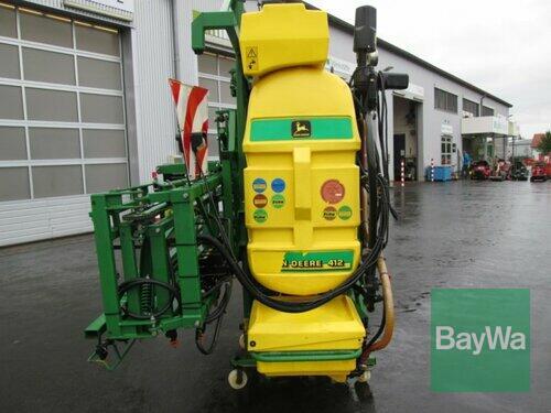 John Deere 412 15m 1200 L Liter Anul fabricaţiei 2000 Wülfershausen