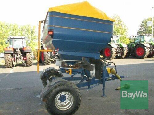Bogballe M2w Plus Isobus 3000 Ltr. Anul fabricaţiei 2010 Wülfershausen