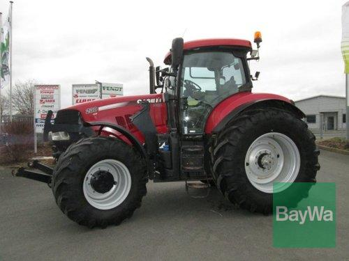 Case IH Puma 230 CVX Year of Build 2015 4WD