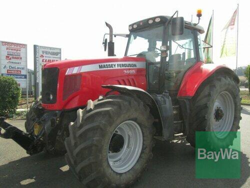 Traktor Massey Ferguson - 7495