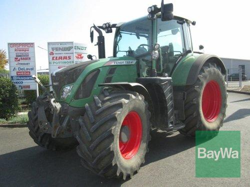 Fendt 722 Vario SCR Profi Plus Год выпуска 2012 Wülfershausen