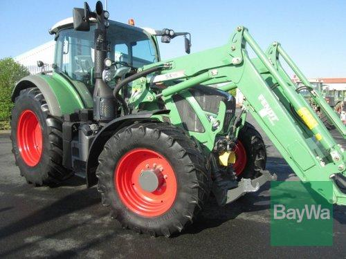 Fendt 724 Vario SCR Profi Plus Year of Build 2014 Wülfershausen