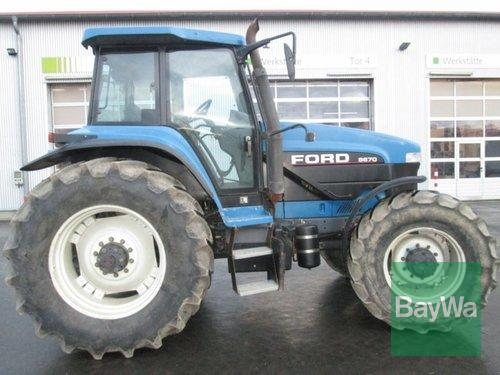 New Holland G170 / Ford 8670