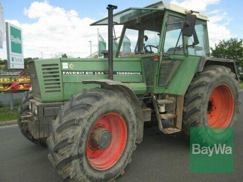 Traktor Fendt - 611 LSA
