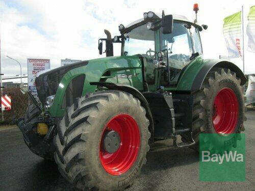 Traktor Fendt - 939 Profi Plus RüFa Topcon