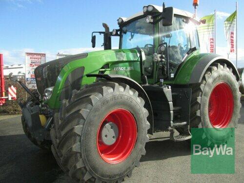 Tractor Fendt - 936 Vario SCR Profi Plus Topcon