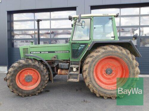 Fendt Farmer 311 LSA Byggeår 1987 A/C