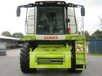 Claas Lexion Frontansicht
